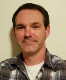 Portrait of Nick Buck