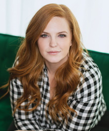 Portrait of Erica Grizzard