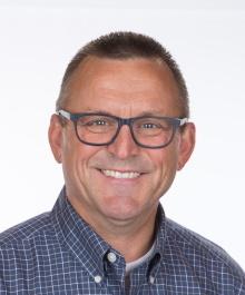 Portrait of Pat Zimmer
