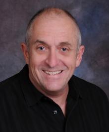 Portrait of Bob Schulte