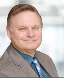 Portrait of John R. Morris