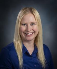 Portrait of Lauryn Binversie