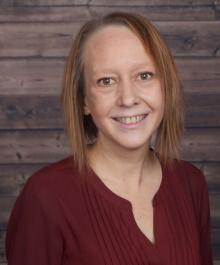 Portrait of Jenni Woodburn