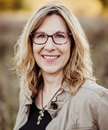 Portrait of Cindy Gossfeld