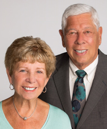 Portrait of DeAnn & Hank Zeni