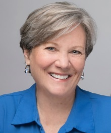 Portrait of Cathy Ostrom