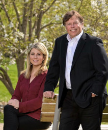 Portrait of Scott and Sally Swick -Home Quest Group