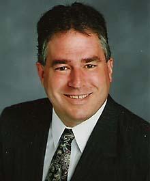 Portrait of Dennis Bates