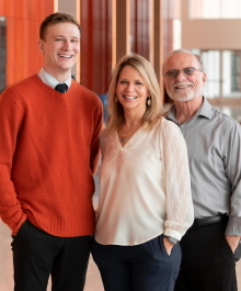 Portrait of Cyndi and Mark Seefeldt Team