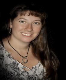 Portrait of Angela Locken
