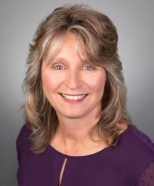 Portrait of Wendy Patterson