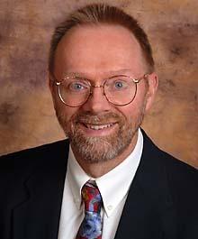 Portrait of Errol Hartman