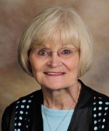 Portrait of Diann Huset