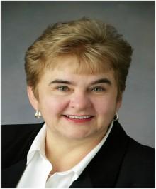Portrait of Joan Marschall