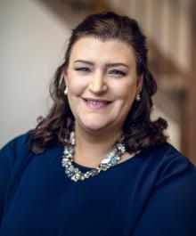 Portrait of Karla Pakulski, Jaime Lubner Real Estate Group