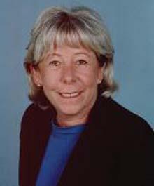 Portrait of Kay Kamps
