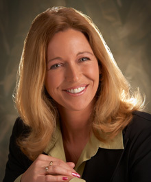 Portrait of Pam Hupf