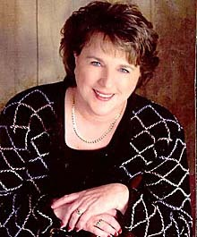 Portrait of Shellie Powers Mathe, Manager
