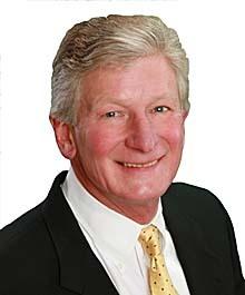 Portrait of Bob Tercek