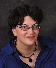 Portrait of Amy Bua
