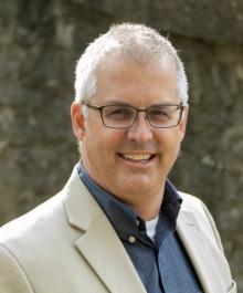 Portrait of Tom Weber, Manager