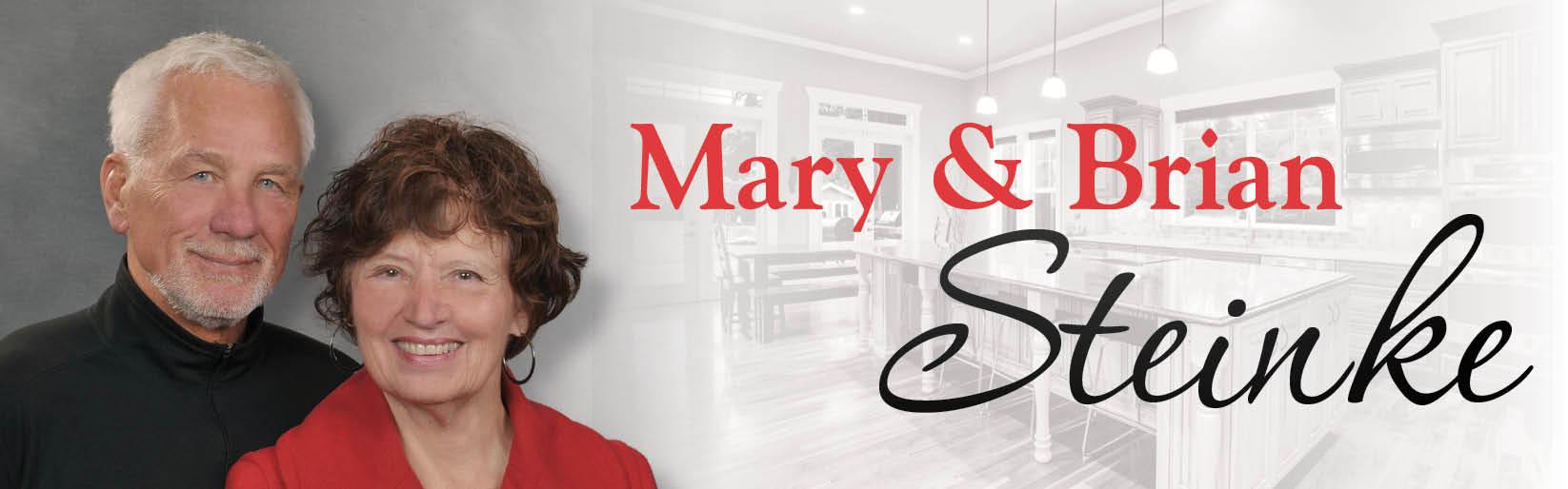 Mary and Brian Steinke