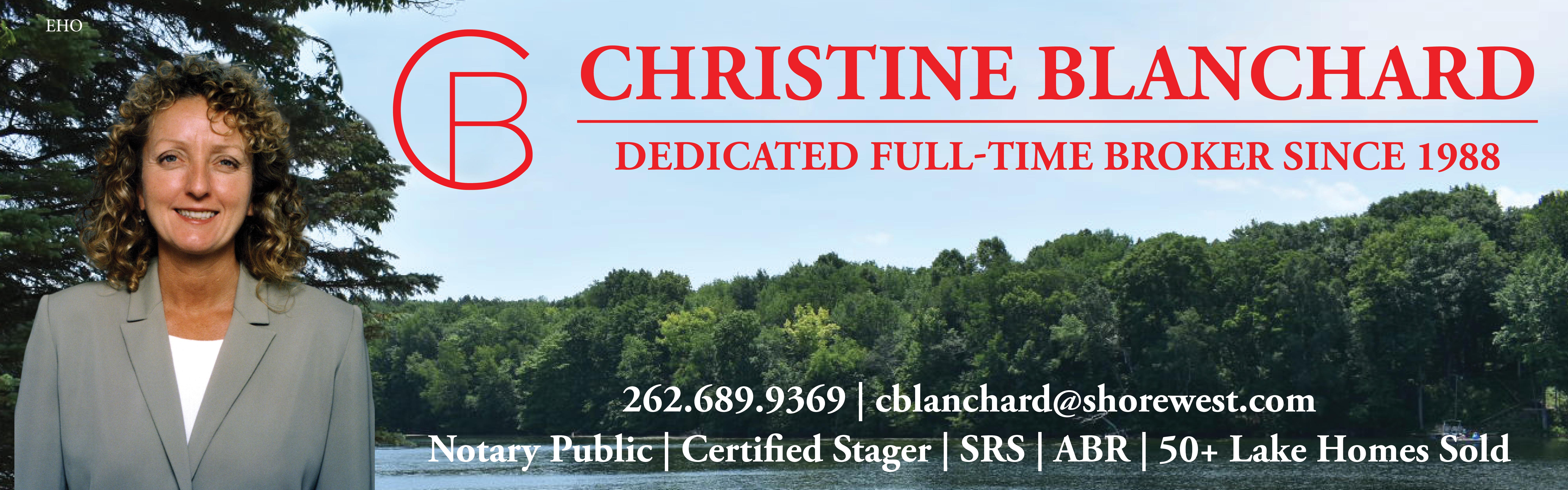 Christine Blanchard