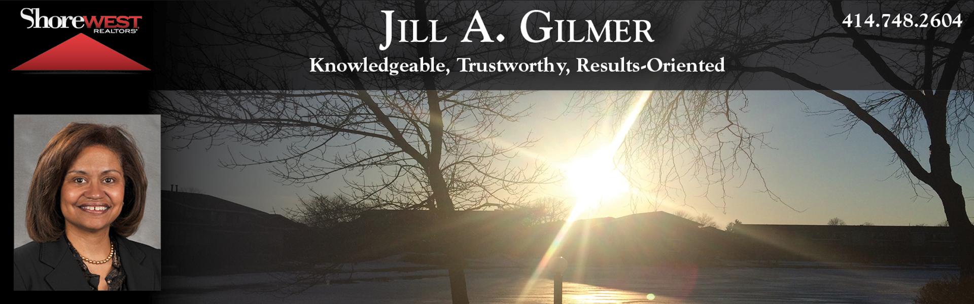 Jill A Gilmer
