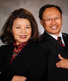 Team Moua -Xia and Sifu Moua