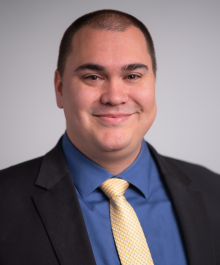 Will Hall, Senior Loan Officer