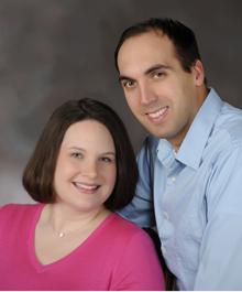 Michael and Katherine - Team Herald