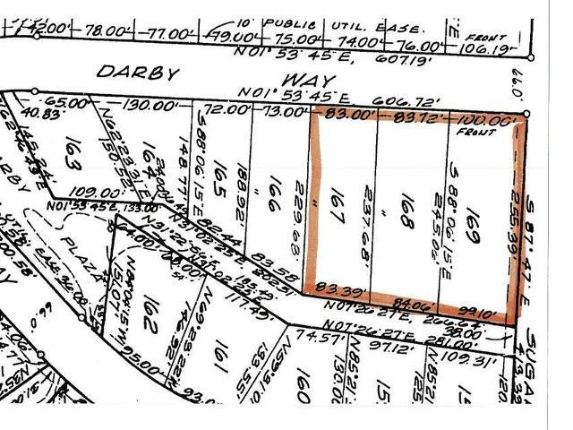 Listing Photo for 5492 Darby Way 3 Lots