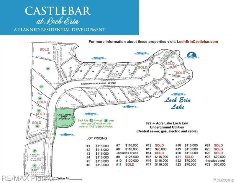 Listing Photo for Lot 15 Castlebar Ln
