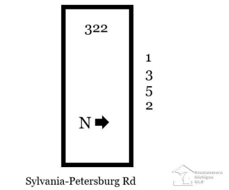 Listing Photo for Lot A Sylvania-Petersburg