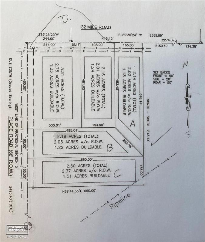 Listing Photo for 00 32 MILE RD PARCEL