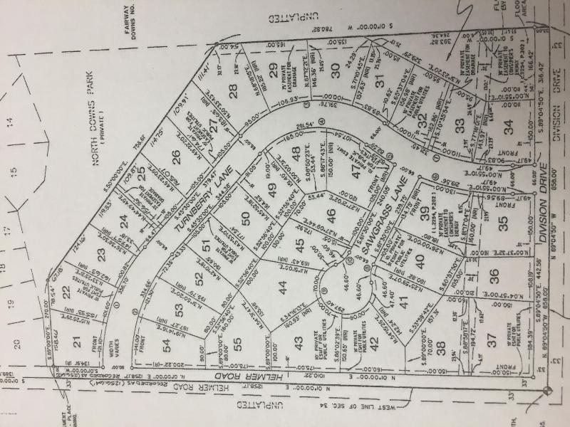 Listing Photo for 12144 Helmer (Lot 55)