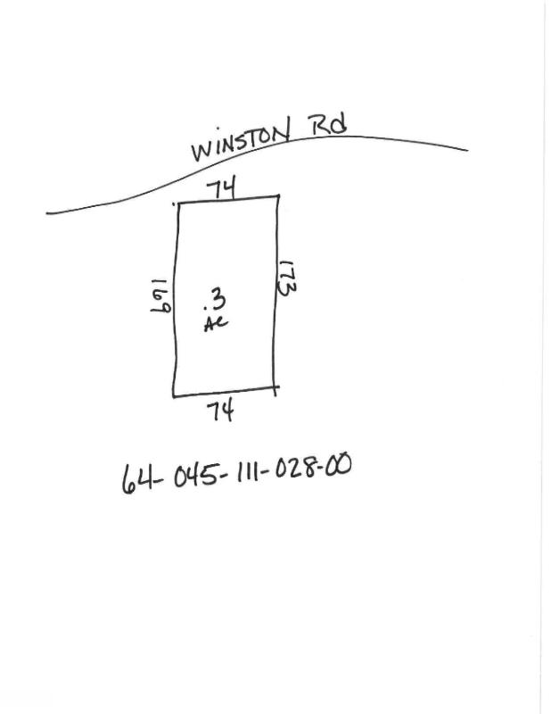 Listing Photo for 0 Winston Road