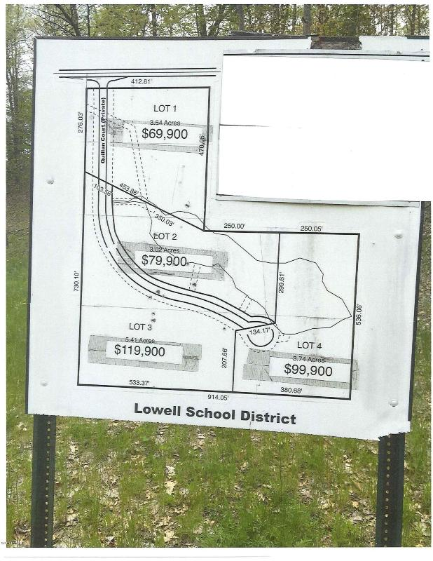 Listing Photo for 12520 5 Mile Road Lot 2