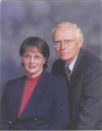 Portrait of Bill and Jackie Ferguson