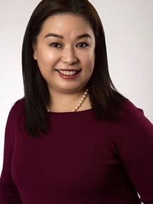 Portrait of Kathy Li