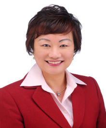 Portrait of Lisa Shih